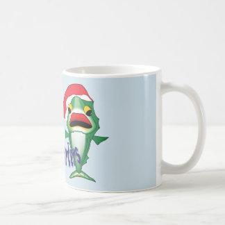 Light Blue Fishmas Charters Mug