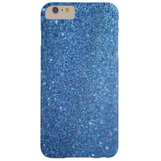 Light Blue Glitter iPhone 6/6s Phone Case