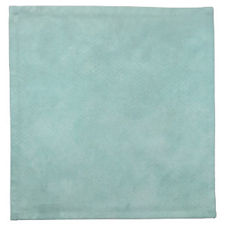 Light Blue Green Watercolor Personalized Template Napkin