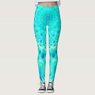 Light Blue Leggings