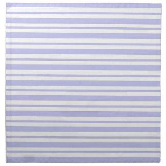 Light Blue Pinstripe Napkin