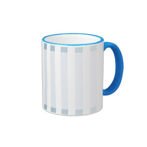 Light Blue Shades Coffee Mug