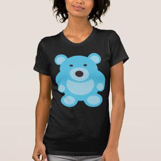 Light Blue Teddy Bear T-shirts
