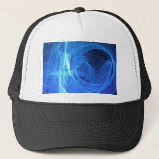 Light blue trucker hat