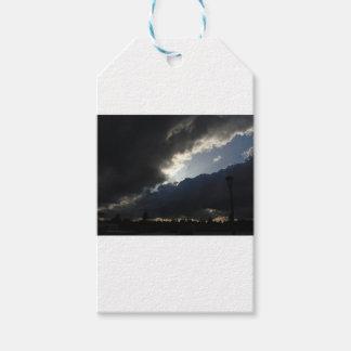 Light Breaks Through Gift Tags