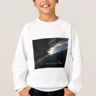 Light Breaks Through Sweatshirt