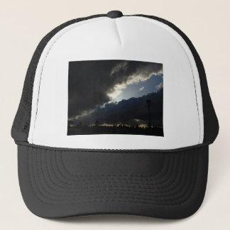 Light Breaks Through Trucker Hat