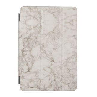 Light Brown Marble Look iPad Mini Cover