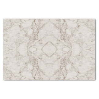 Light Brown Marble Look Tissue Paper