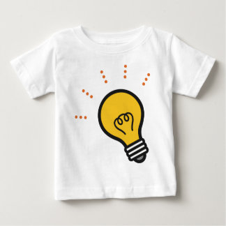 Light Bulb Baby T-Shirt