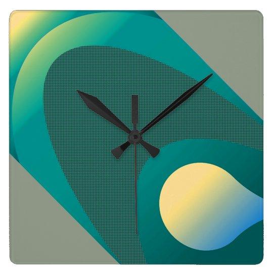 LIGHT BULB CLOCK, i Art and Designs Wall Clock