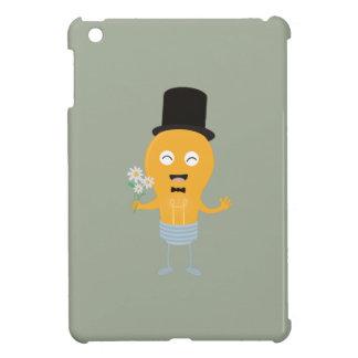 light bulb groom with flowers Z4686 Case For The iPad Mini