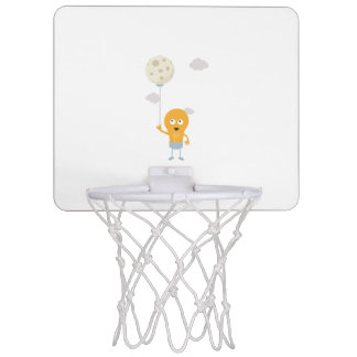 light bulb switch on the moon Ze7r4 Mini Basketball Hoop