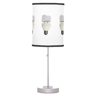 Light bulbs table lamp