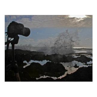 Light Capture Postcard