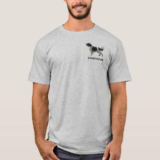 Light color tee shirt for men