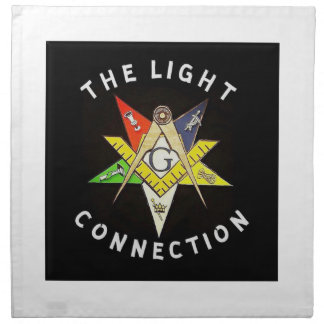 Light Connection Napkin