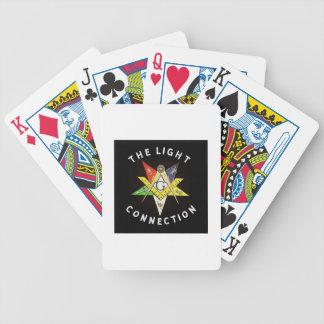 Light Connection Poker Deck