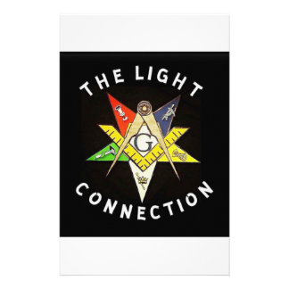 Light Connection Stationery