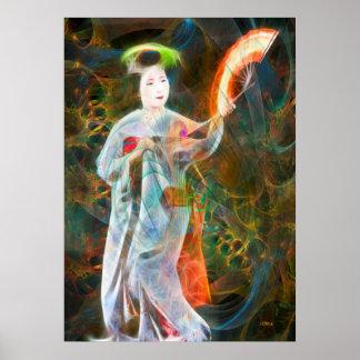 Light Dance Poster