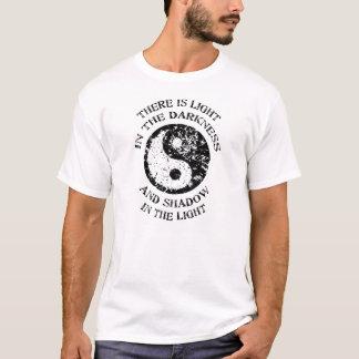 light-dark-dist-LTT T-Shirt
