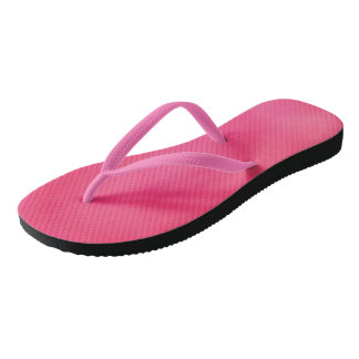 light dark pink Adult, Slim Straps Flip Flops