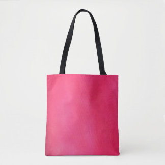 light dark pink All-Over-Print Tote Bag