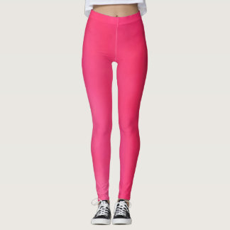 light dark pink Leggings