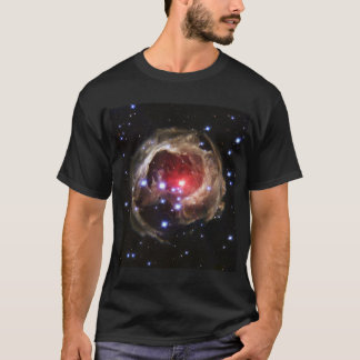 """Light Echo"" Illuminates Dust Near Supergiant Star T-Shirt"