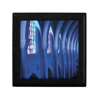 light enters dark church gift box