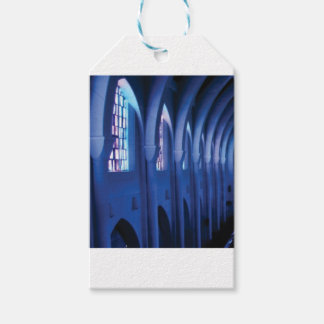 light enters dark church gift tags