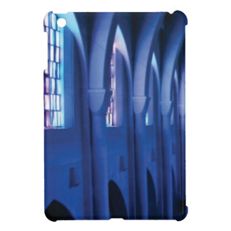 light enters dark church iPad mini covers