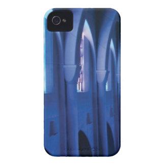 light enters dark church iPhone 4 Case-Mate case