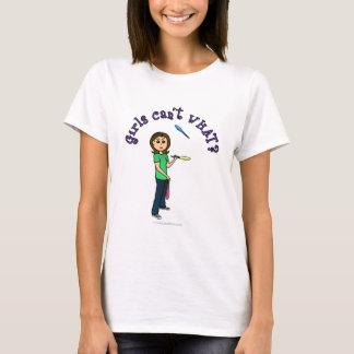 Light Female Juggler T-Shirt