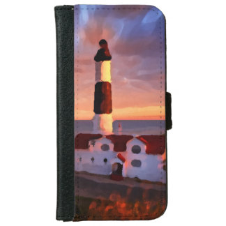 Light founds portfolio iPhone 6 wallet case