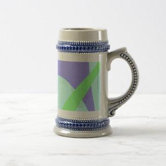 Light Gentle Soft Abstract Coffee Mug