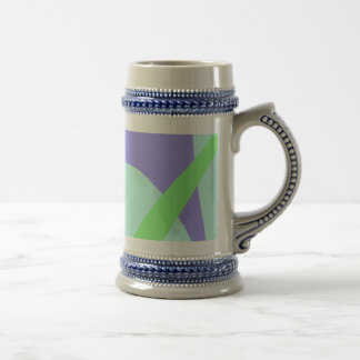 Light Gentle Soft Abstract Coffee Mug