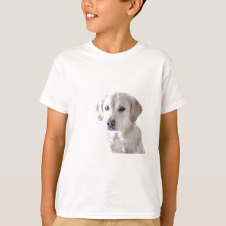 Light Golden Retriever T-Shirt