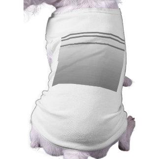 Light Gray Elegant Design Dog Clothing