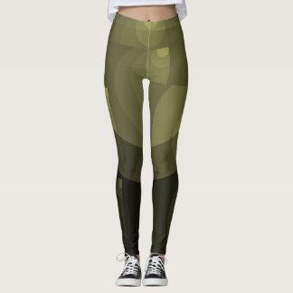 light green leggings