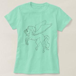 Light Green Pegasus T-Shirt