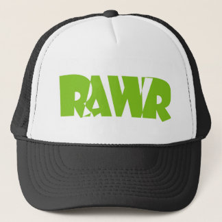 Light Green Rawr Hat