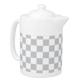 Light Grey Checkerboard
