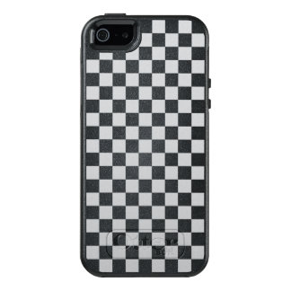 Light Grey Checkerboard OtterBox iPhone 5/5s/SE Case