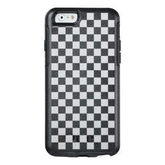 Light Grey Checkerboard OtterBox iPhone 6/6s Case