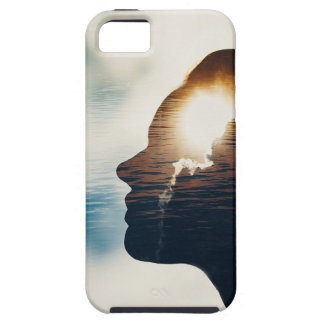 Light head iPhone 5 cover