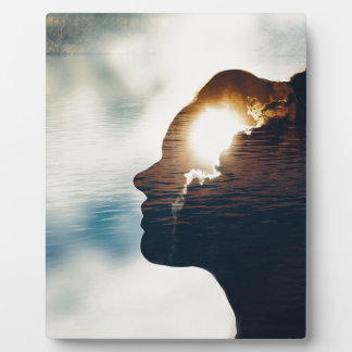 Light head plaque