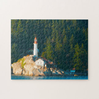 Light House Vancouver. Jigsaw Puzzle