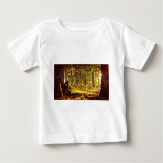Light in the Forest Baby T-Shirt