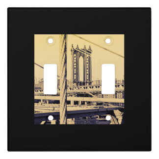 Light it up Brooklyn NY Edition Light Switch Cover